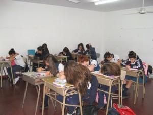 Instituto Aleluya-secundario